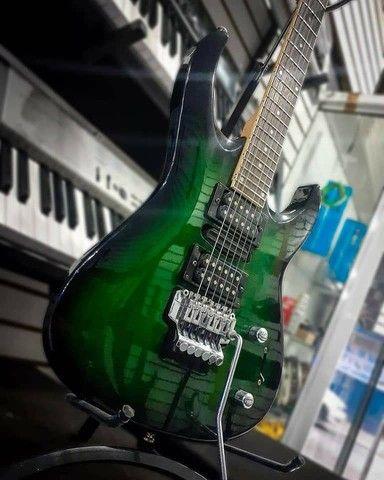 Guitarra Menphis Tagima Super Strato Floyd Rose - Foto 3