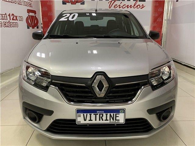 Renault Logan 2020 1.0 12v sce flex life manual - Foto 3