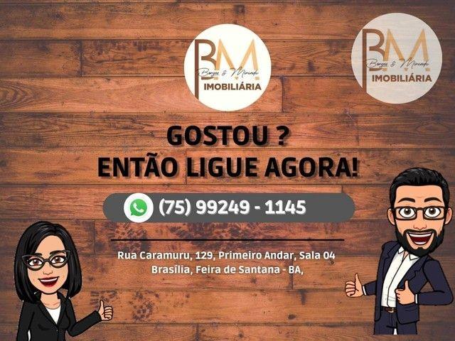 Casa com 2 dormitórios para alugar, 42 m² por R$ 1.000,00/mês - Sim - Feira de Santana/BA - Foto 10