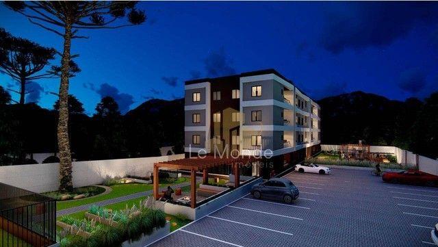 Apartamento com 2 dormitórios à venda, 46 m² por R$ 217.000,00 - Boqueirão - Curitiba/PR - Foto 9