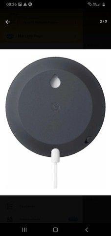 Assistente Google Home Nest Mini 2ª Geração - Foto 4