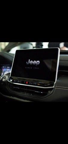 Novo Jeep Compass Longitude 1.3 turbo flex 2022 SUV 185 CV. Pessoa física - Foto 4