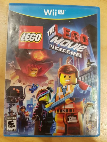 Lego movie the videogame wii.u