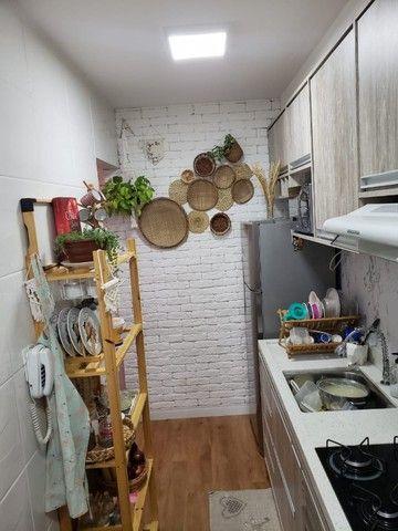 Reserva Taguatinga 2 quartos, andar alto, nascente 100% reformado * Lazer completo* - Foto 3