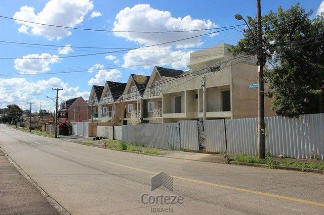 Sobrado 3 quartos com suíte e terraço no Uberaba - Foto 4