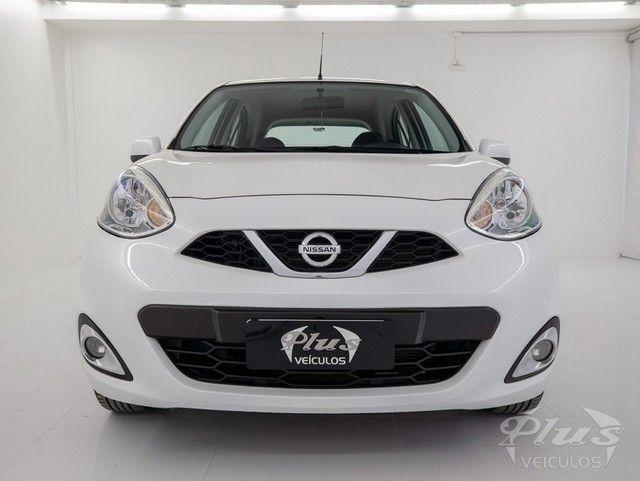 Nissan March 1.0 SV 4P - Foto 10