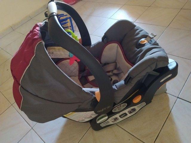 Bebê conforto CHICCO com base - Foto 2