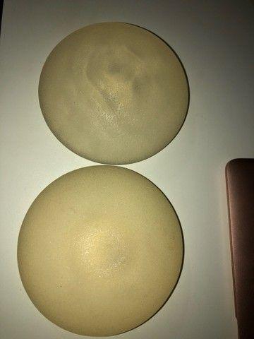 Prótese de silicone (implante mamário) par - Foto 2