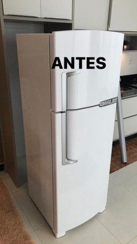 Promoção de envelopamento de geladeira. - Foto 3