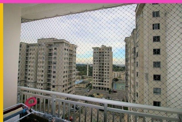 Condomínio weekend Club Ponta Negra Apartamento 3 Quartos - Foto 13