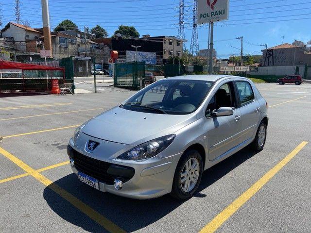 Peugeot 307 1.6 Flex Presence 2012 Manual