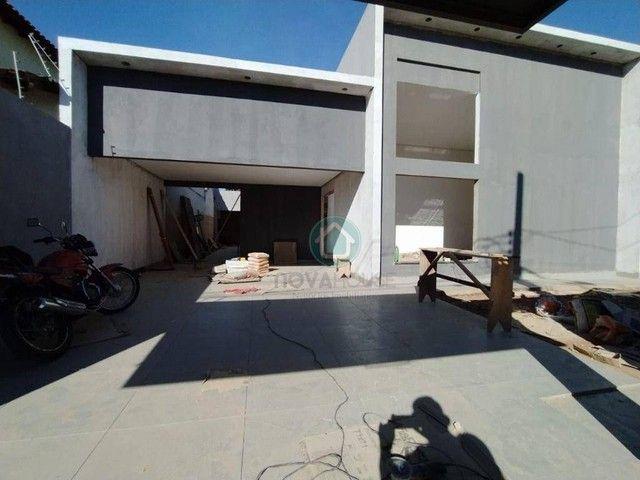 Casa com 3 dormitórios à venda, 170 m² por R$ 720.000,00 - Santo Antônio - Campo Grande/MS