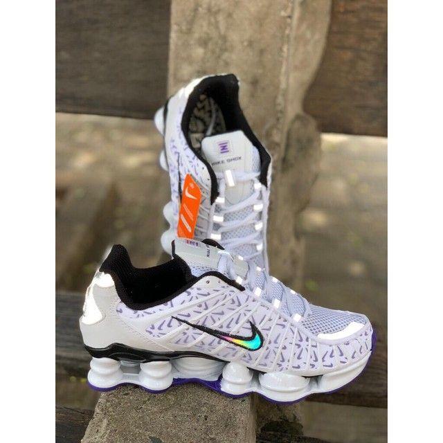 Nike shox tl 12 mola importado Vietnã