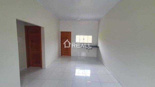 Waldemar Maciel - Casa com 2 dormitórios à venda, 59m² - Rio Branco/AC - Foto 8