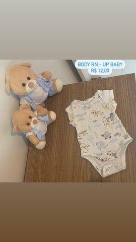 Roupinhas de bebê menino RN e P - Foto 5