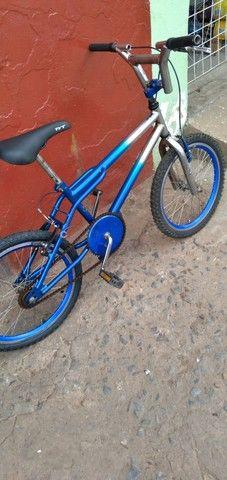 Bicicleta aro 20 bmx