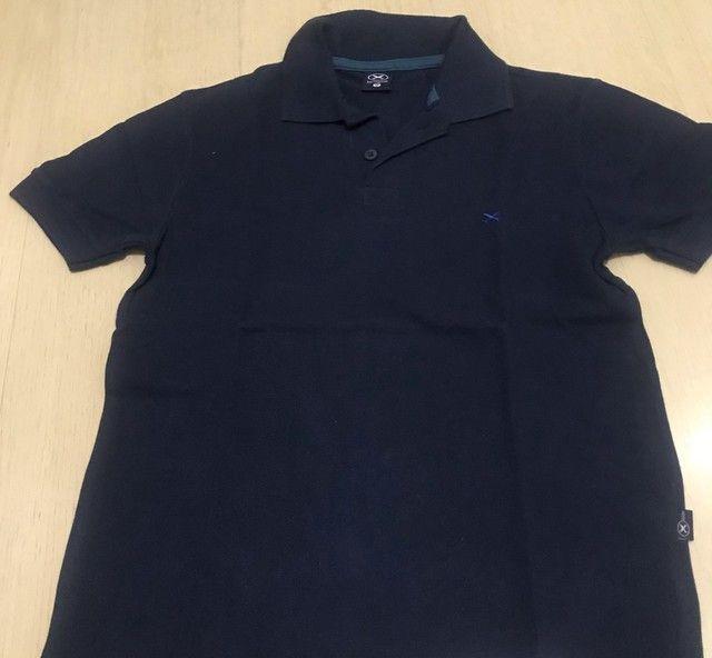 Camisas polo infantil Diesel e Hering  - Foto 3