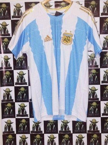 Fornecedor de camisas de time primeira linha - Foto 2