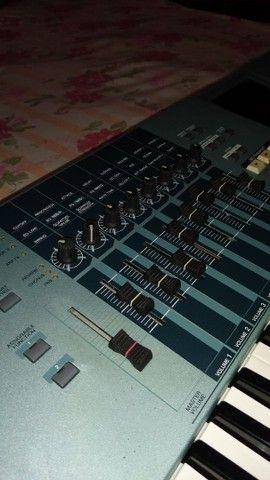 Teclado Yamaha Motif XS 7  - Foto 6