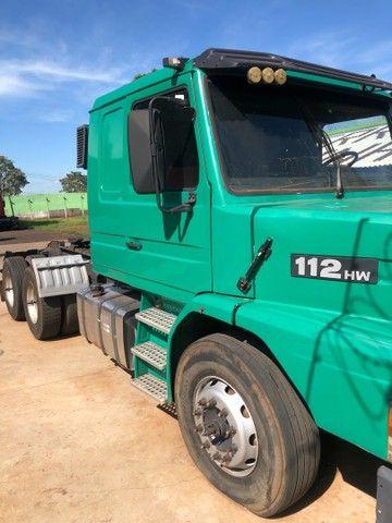 Caminhão scania 112hw 360 cavalo truck 6x2 - Foto 2