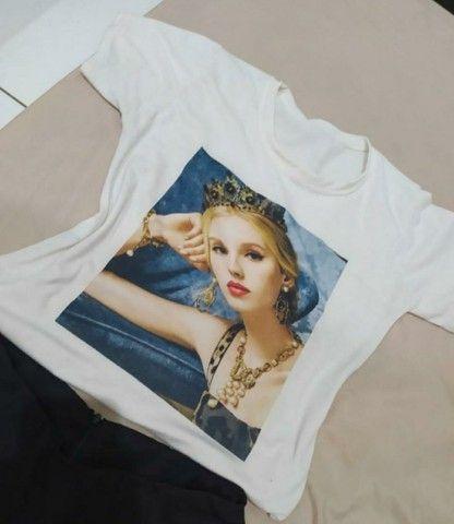 Vendo ou troco blusas - Foto 3