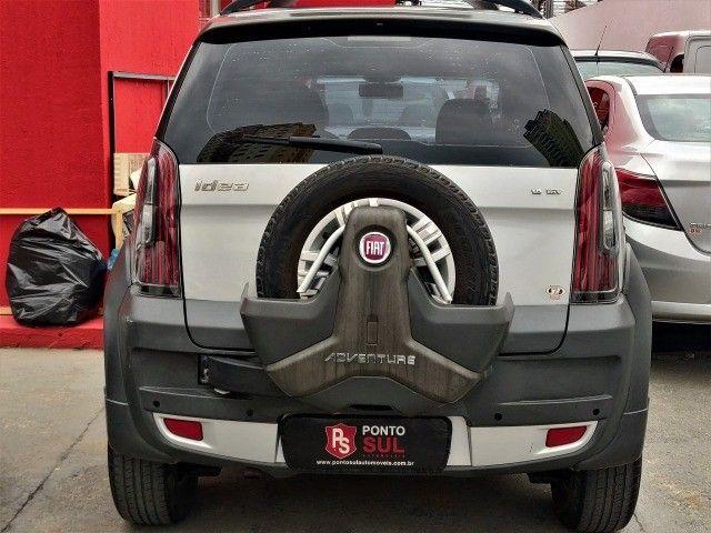 Fiat Idea Adv./ Adv.Dualogic 1.8 Flex 2014 - Foto 6