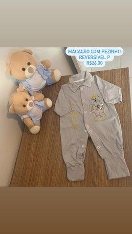 Roupinhas e acessórios bebê menino - Foto 2