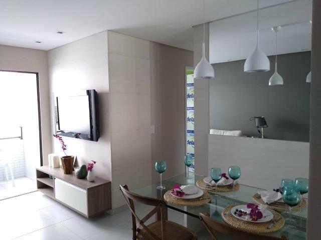 EK   Venha conhecer 03 quartos no Barro - José Rufino - Edf. Alameda Park - Foto 18