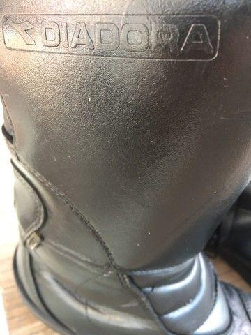 2 par de botas para moto - Foto 6