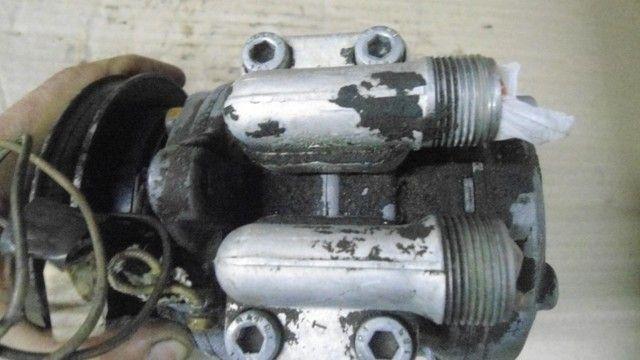 compressor ar condicionado gol 1.0 g3/g4 - Foto 3