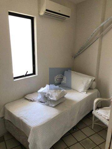 Apartamento com 2 dormitórios para alugar, 152 m² por R$ 660.000,00/mês - Boa Viagem - Rec - Foto 15