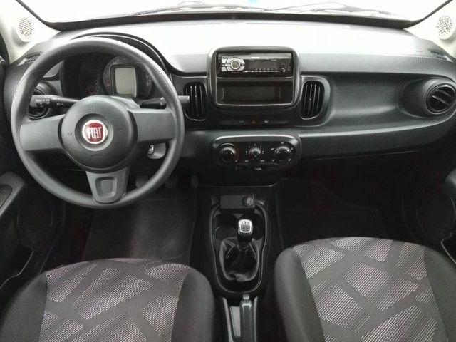 Fiat Mobi Drive 2018 Completo Flex - Foto 3