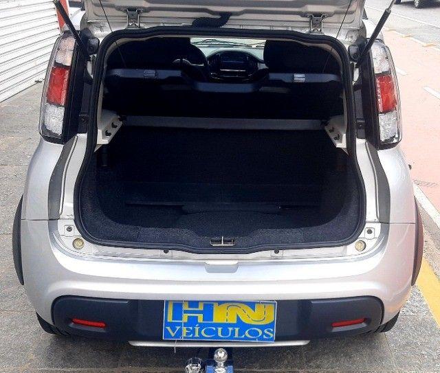 Fiat uno way motor 1.4 8v evo flex 4p prata ano 2015 raridade 36.000km ipva2021pgvist.  - Foto 6
