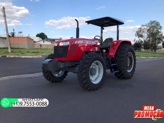 Trator Massey Ferguson 4275 4x4 ano 15 60800