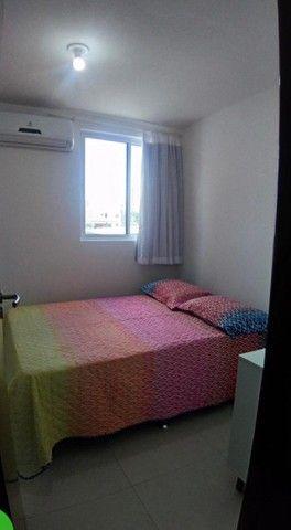 Apartamento 02 quartos, porteira fechada , 100 metros do Mar do Bessa. - Foto 14