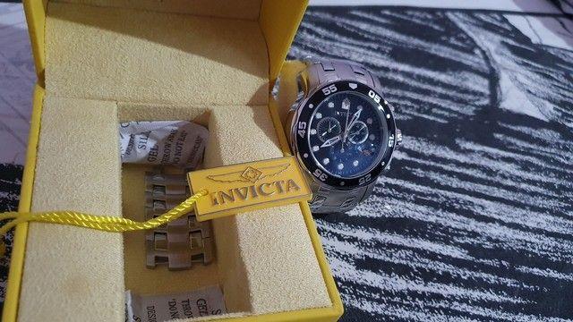 Relógio Invicta Cronógrafo  - Foto 4