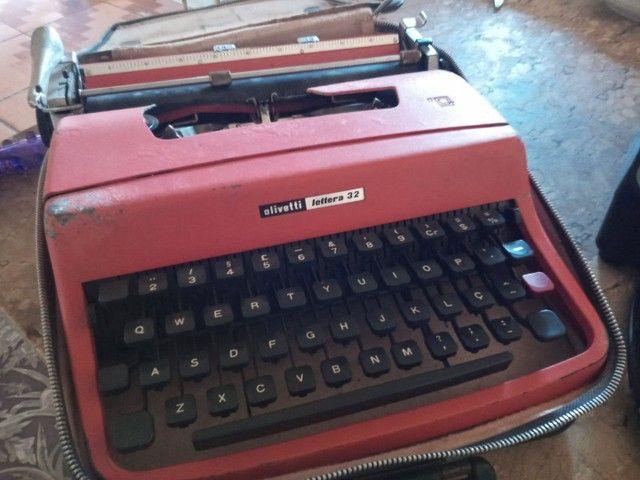 Maqquina de escrever - Foto 4