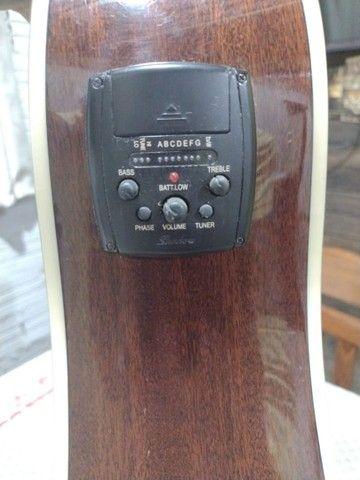 Violão Epiphone AJ-220 SCE  GUARANTEED - Foto 3