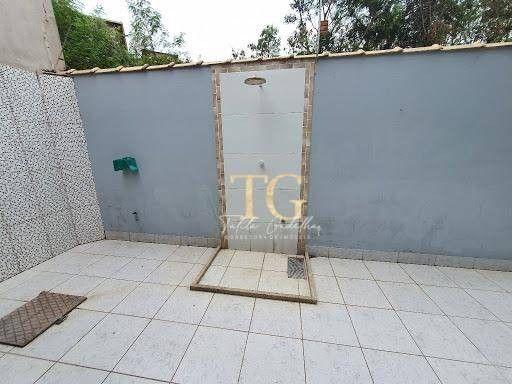 Ótima casa 3 quartos com churrasqueira e quintal Prox ao Centro de Rio das Ostras - Foto 17