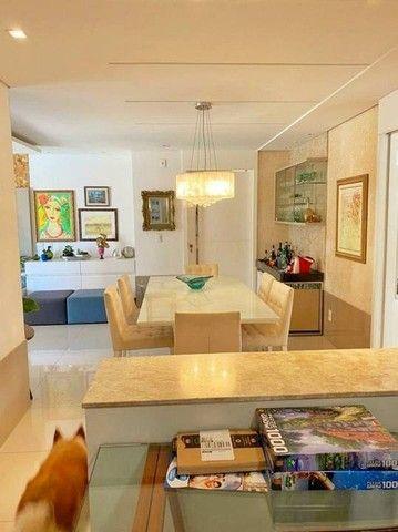 Apartamento para venda com 122 metros quadrados com 3 quartos em Aldeota - Fortaleza - CE - Foto 2