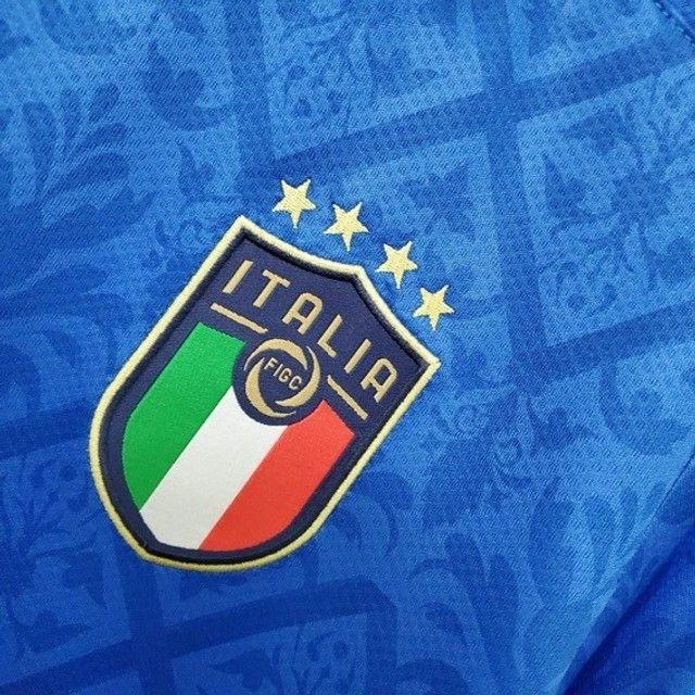 Camisa Itália I Home 2020/21    - Foto 4