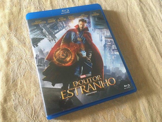 Blu-ray Doutor Estranho original perfeito estado