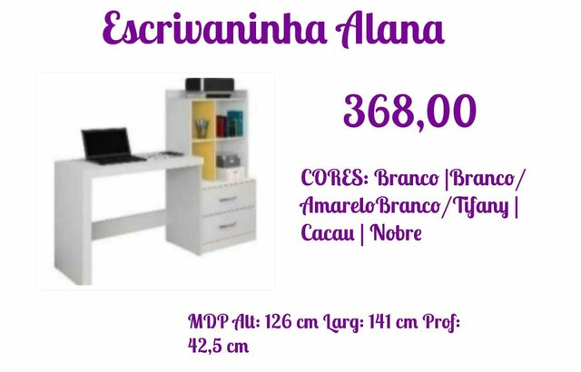 -Mesa de Computador - Foto 4