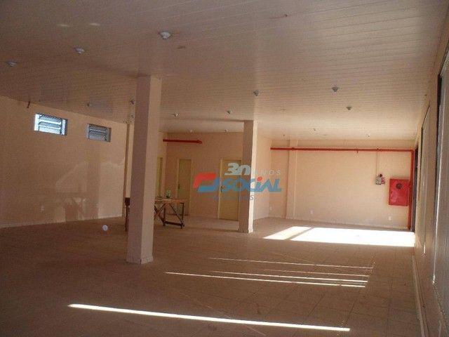 Prédio Comercial para locação, com Rede Logica, Elevador e Estacionamento, Av. Jorge Teixe - Foto 3