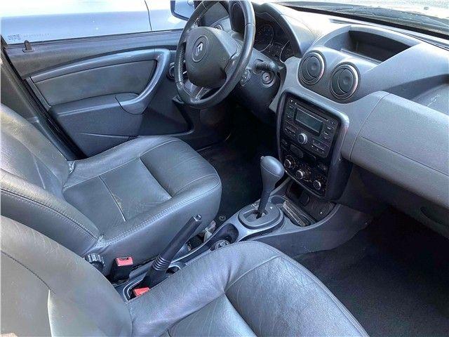 Renault Duster 2013 2.0 dynamique 4x2 16v flex 4p automático - Foto 5