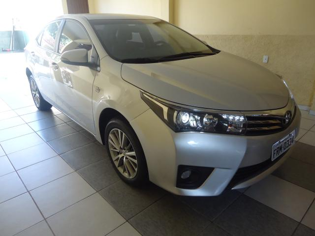 Toyota Corolla 2.0flex altis