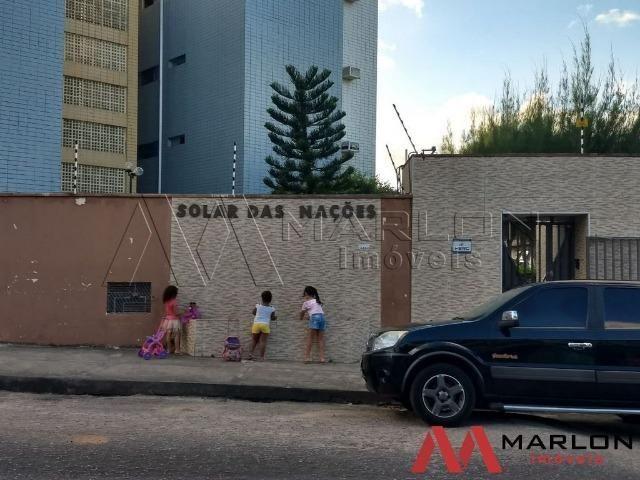 Apartamento solar das nações na Cidade da Esperança