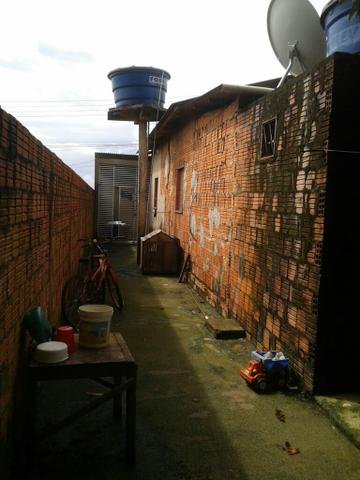 Vendo uma casa de alvenaria em Rio Branco Ac