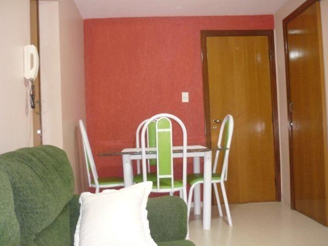 Apartamento mobiliado, 1 quarto, na 710 Norte - Brasília DF