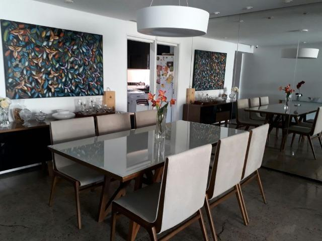 Apartamento com 130 m² na Ponta Verde - Maceió -AL